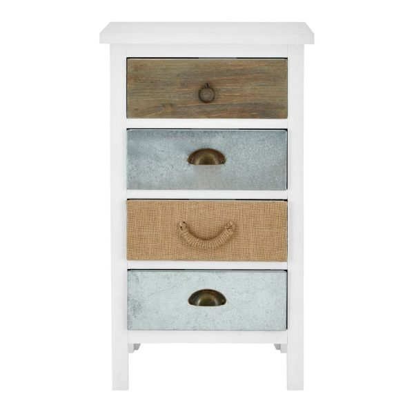 Weycroft 4 Drawer Unit