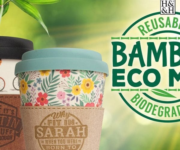 Bamboo Eco Mugs