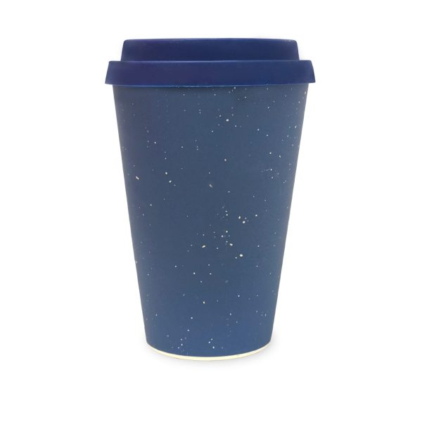 Blue Bamboo Eco Mug