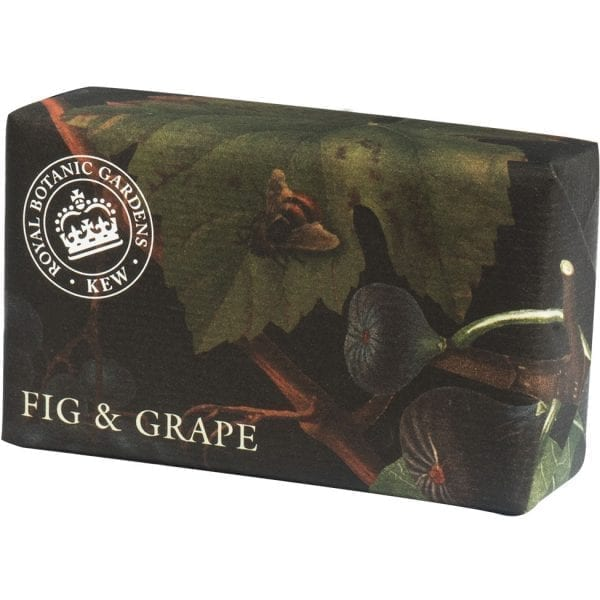 Fig & Grape Vintage Wrapped Soap