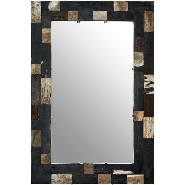 Basilica Small Tile Wall Mirror