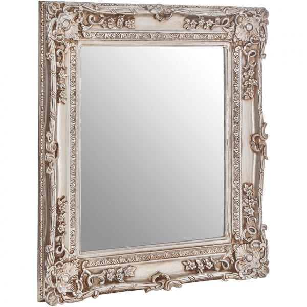 Cannes Champagne Square Wall Mirror