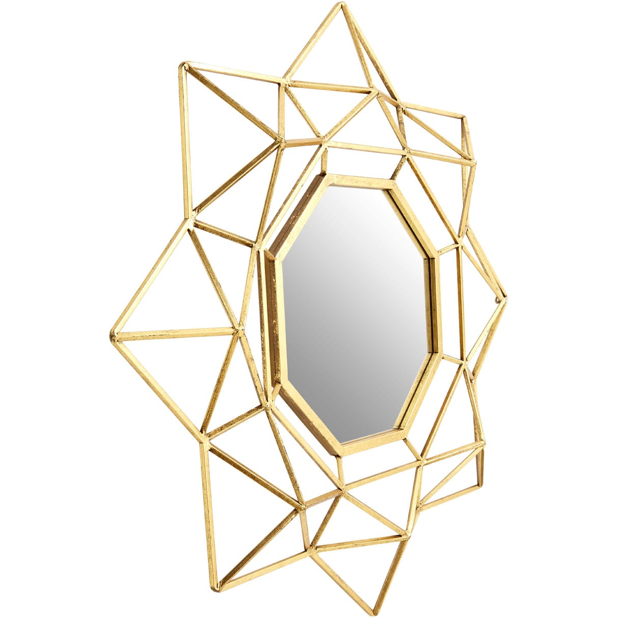 Toulon 2 Sided Wall Mirror