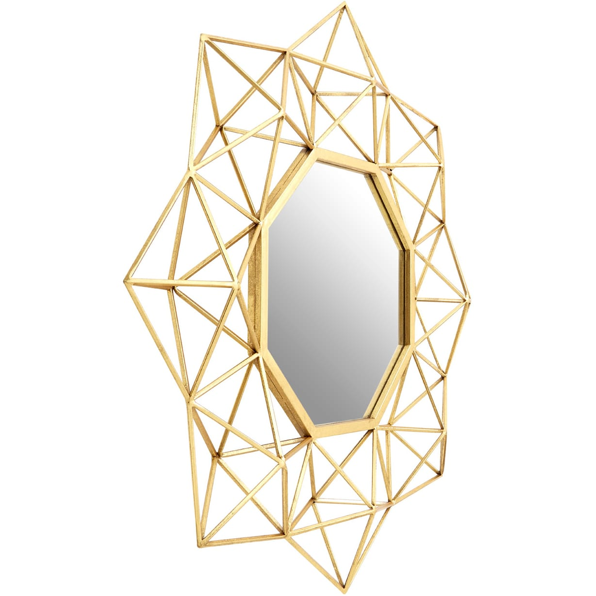 Toulon Large 2 Sided Wall Mirror