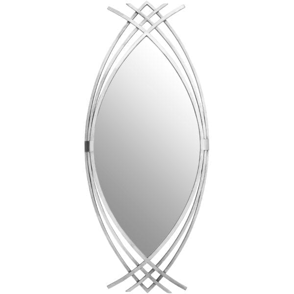 Toulon Oval Wall Mirror