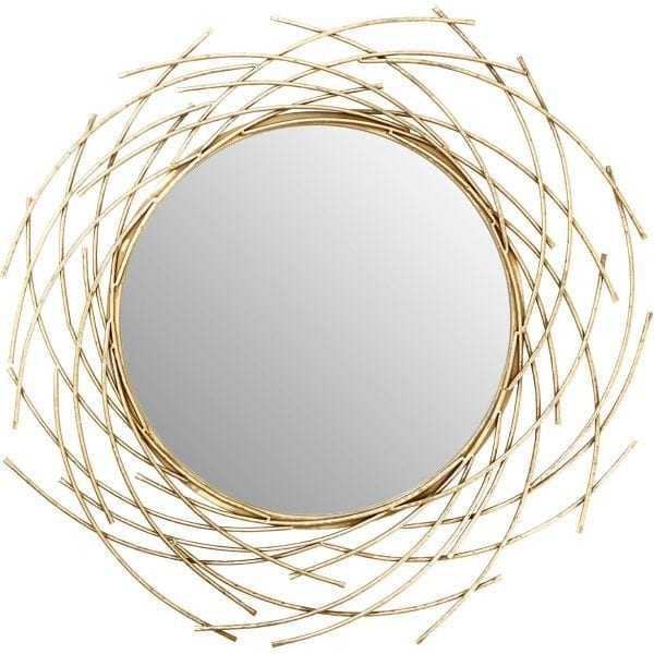 Toulon Spiral Wall Mirror