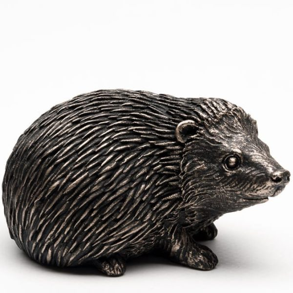 Bronze Hedgehog Set of 3