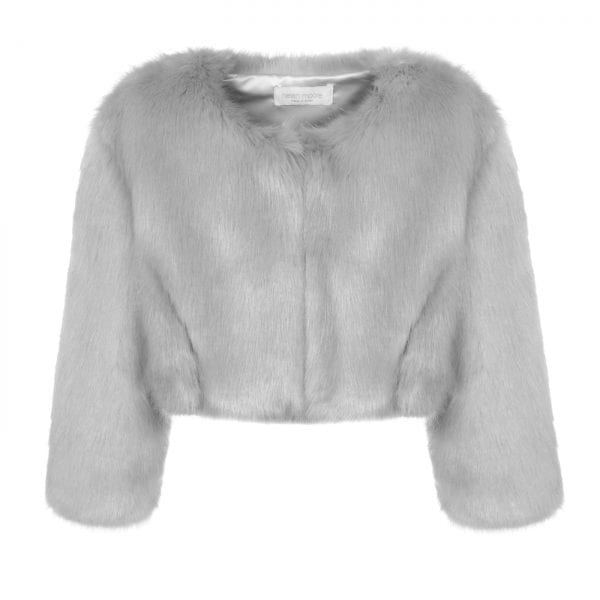 Opal Faux Fur Jacket