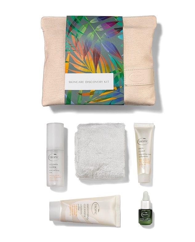 Skincare Discovery Kit
