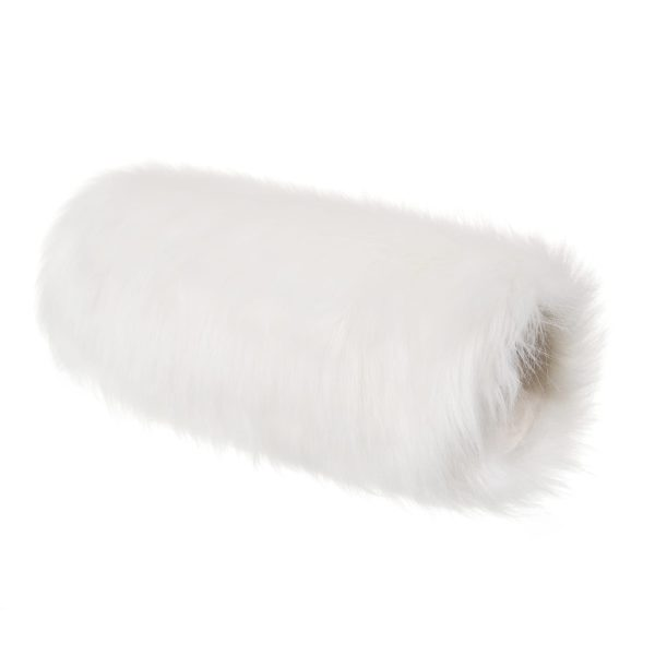 Whisper Faux Fur Bridal Muff