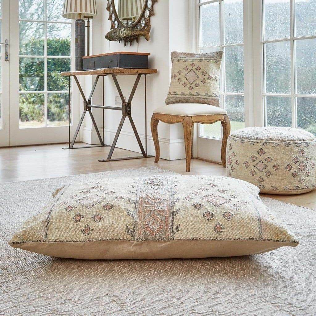 Andalucia Cadiz Floor Cushion