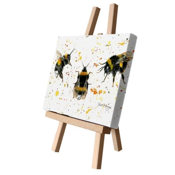 Bee Happy Canvas Cutie