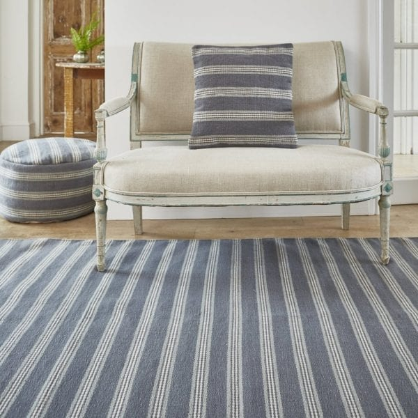 Clay Henley Stripe Rug