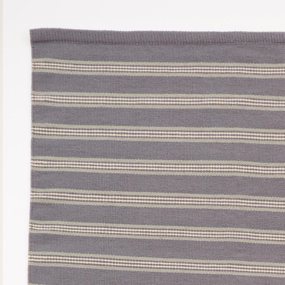 Clay Henley Stripe Rug 2