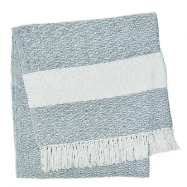 Cornflower Hammam Throw