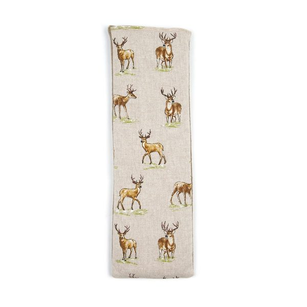 Country Stag Lavender Duo Wheat Bag