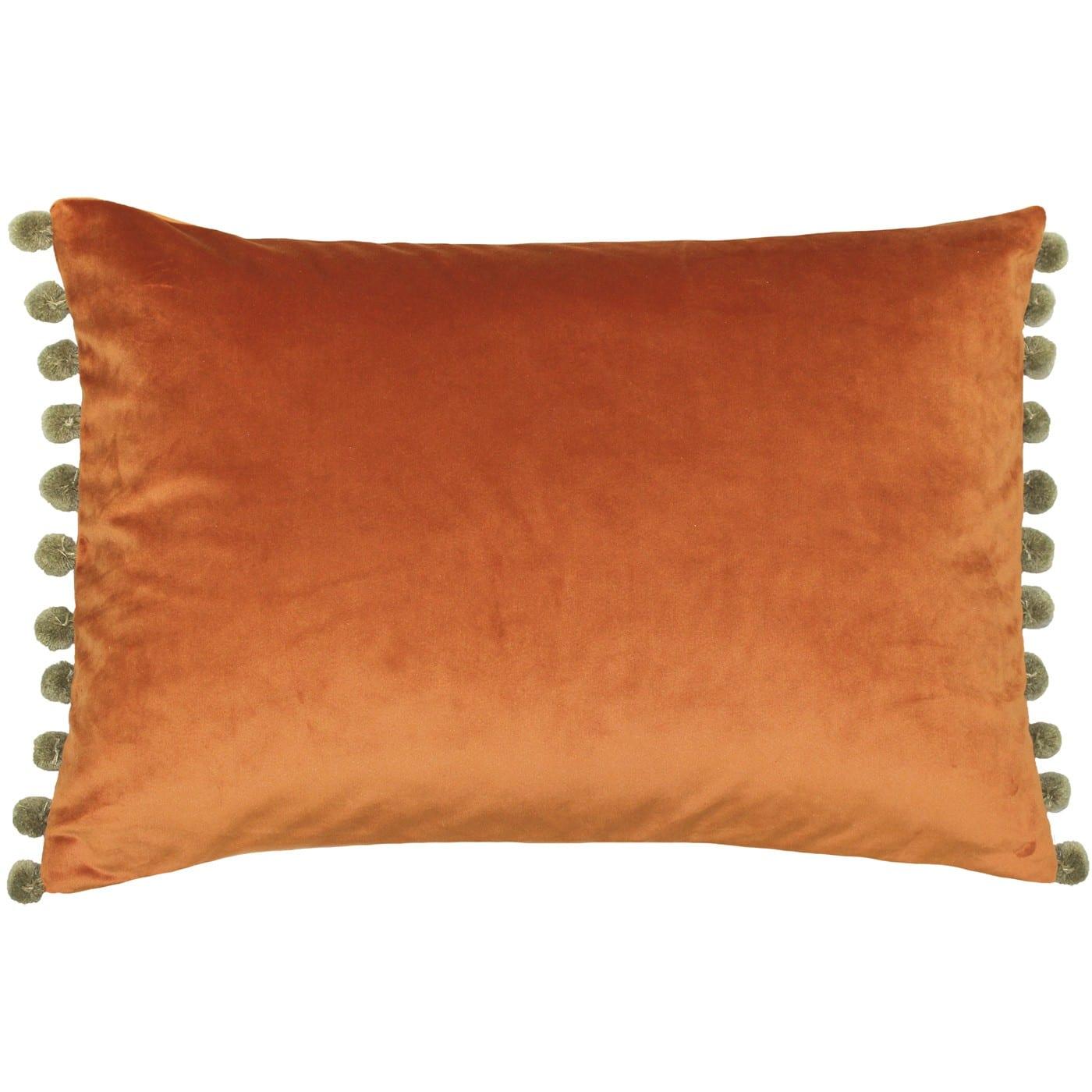 Fiesta Rust Cushion