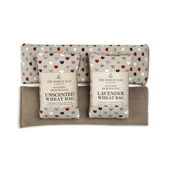 Hens Unscented Duo Wheat Bag