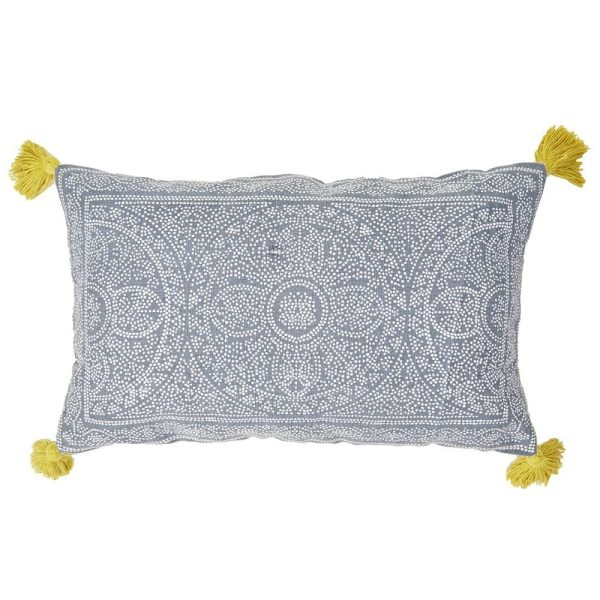 Kas Navy Cushion