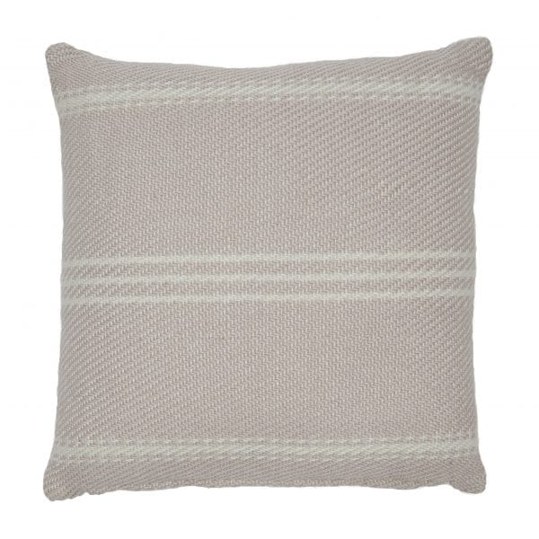 Lightweight Shell Oxford Stripe Cushion