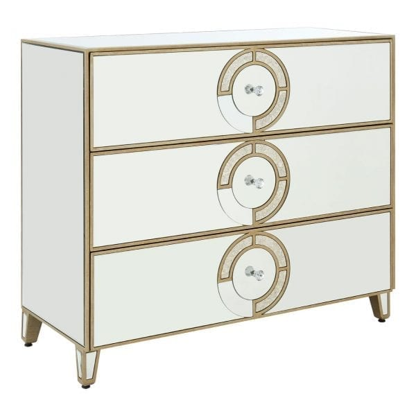 Belgravia 3 Drawer Unit
