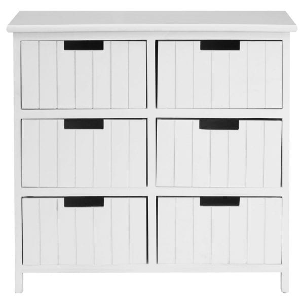 Cambridge 6 Drawer Chest