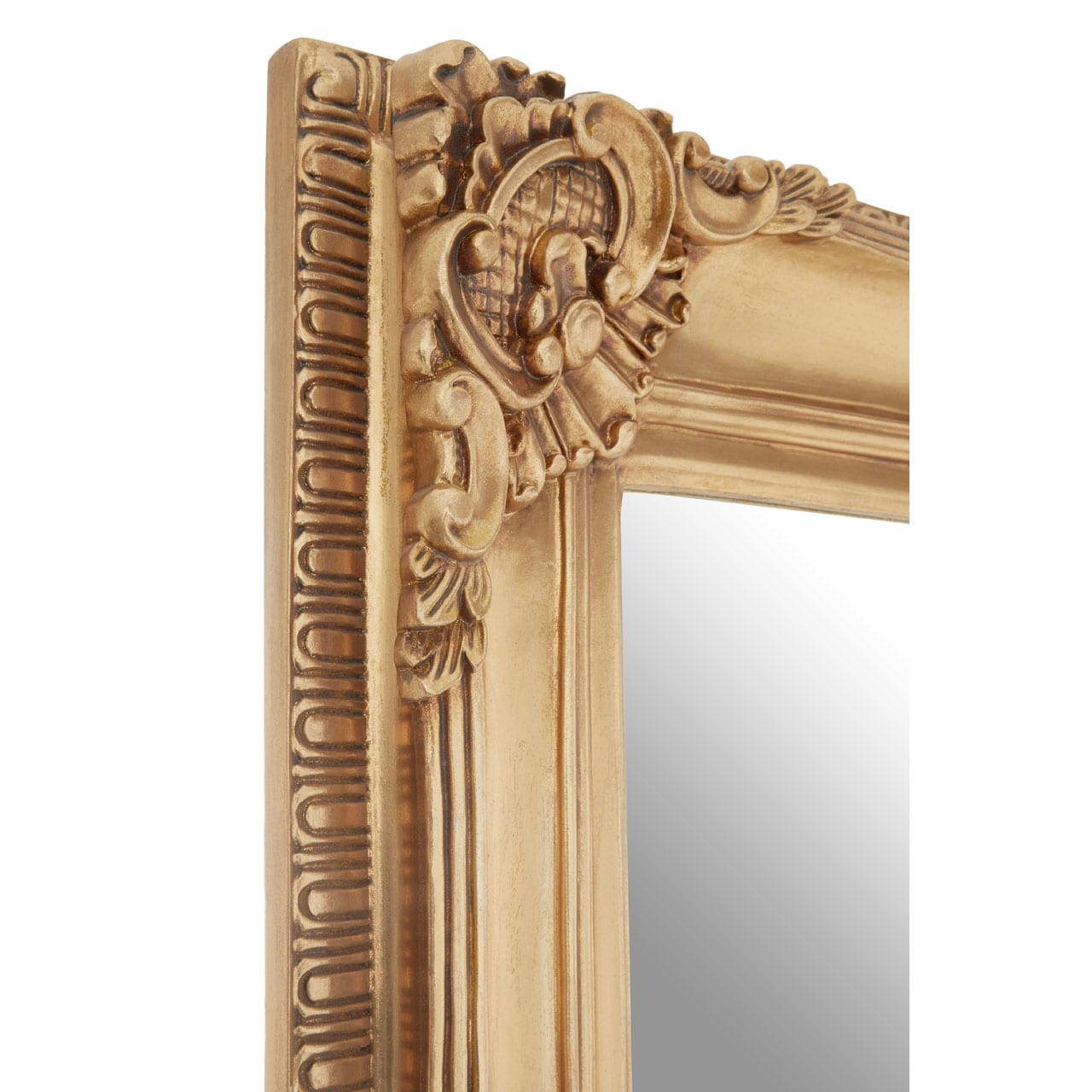 Cannes Gold Reel Wall Mirror