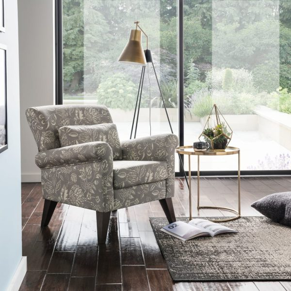 Florence Compagne Accent Chair