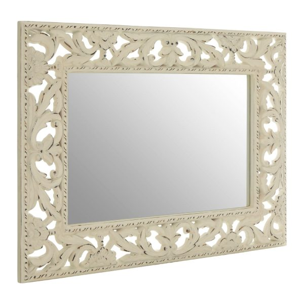 Ignacio Cream Wall Mirror