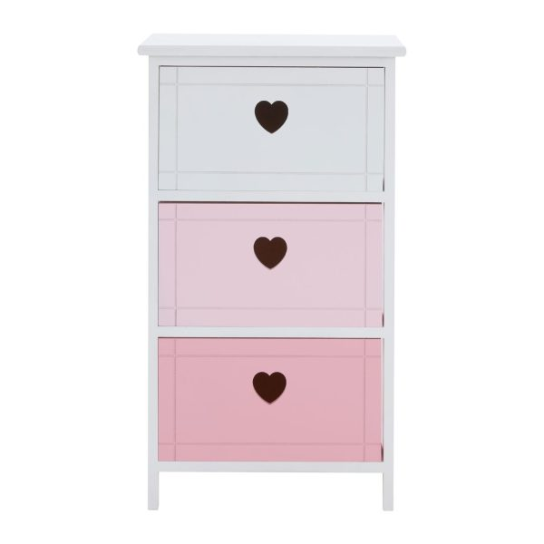 Isabella 3 Drawer Chest