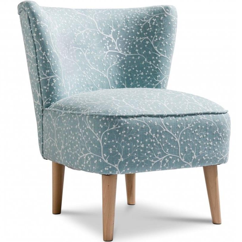 Astonishing Iris Appledore Accent Chair Inzonedesignstudio Interior Chair Design Inzonedesignstudiocom