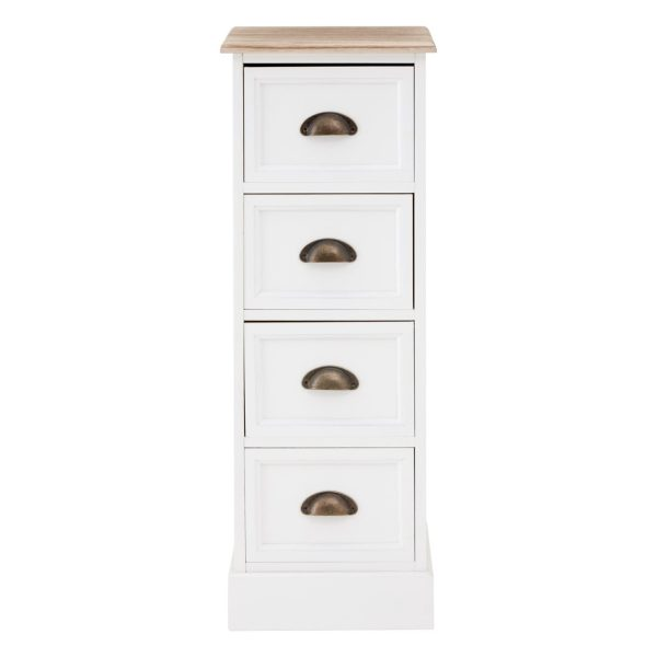 Ohio 4 Drawer Chest