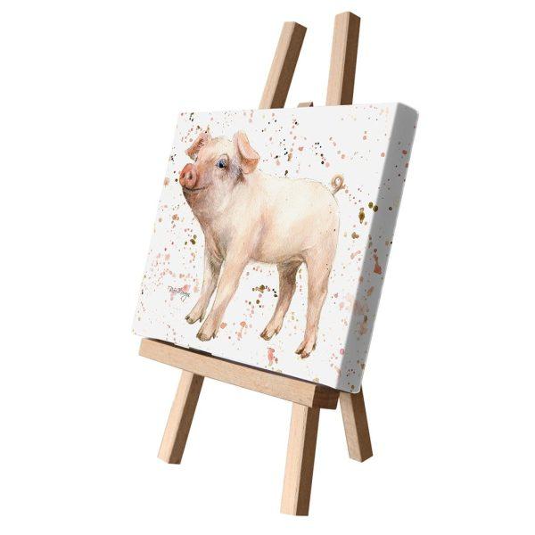 Pearl Canvas Cutie