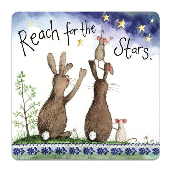 Reach For The Stars Rabbit Coaster