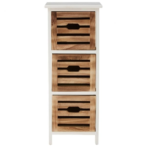 Southampton 3 Drawer Chest