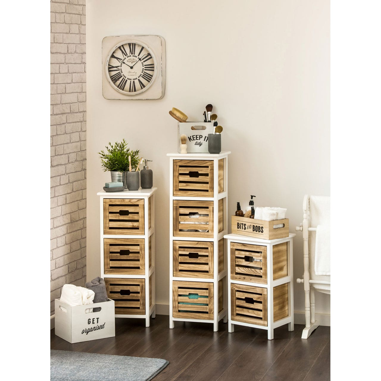 Southampton 4 Drawer Chest