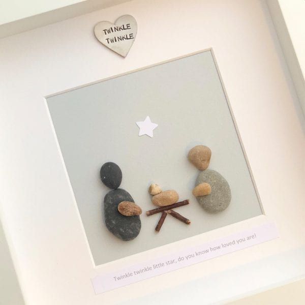 Twinkle Twinkle Little Star, Do You Know How Loved You Are Pebble Picture
