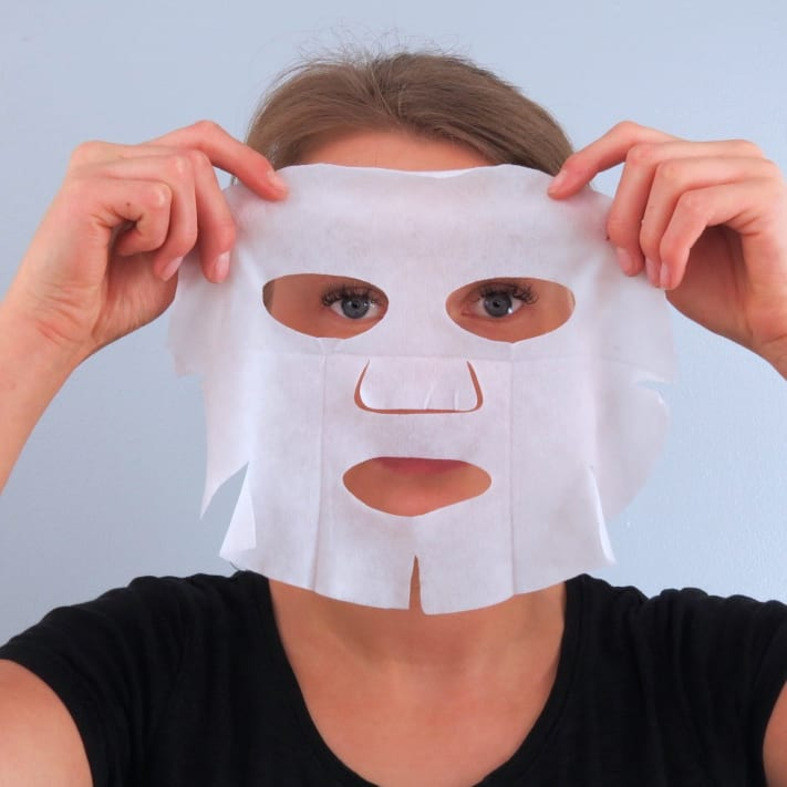 Home Spa Kit… Just Add Bubbles Face Mask
