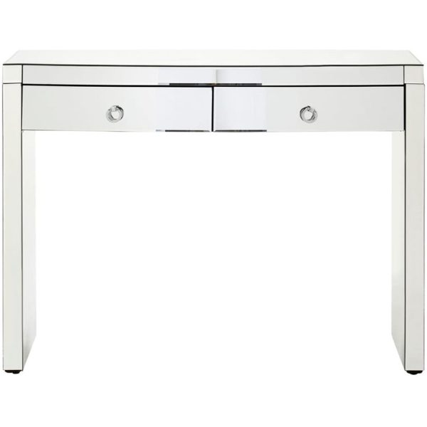 Veneto Curved Dressing Table