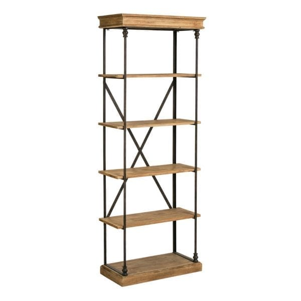 Broadway 5 Tier Shelf Unit