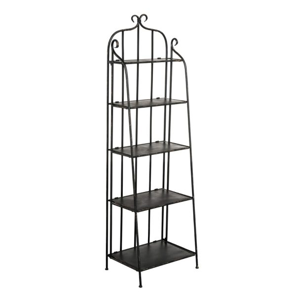 Brooklyn Loft 5 Tier Shelf Unit