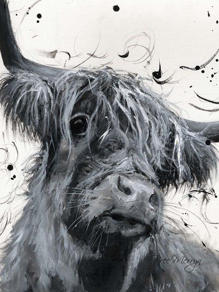 Dougal Canvas Cutie