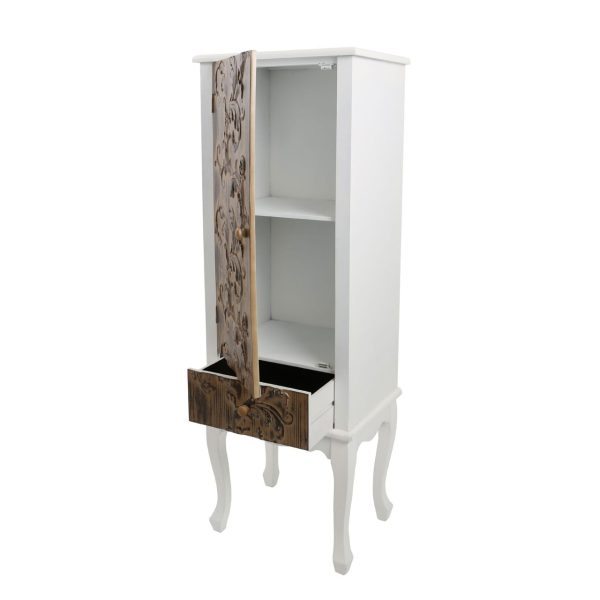 Baku 1 Door 1 Drawer Cabinet