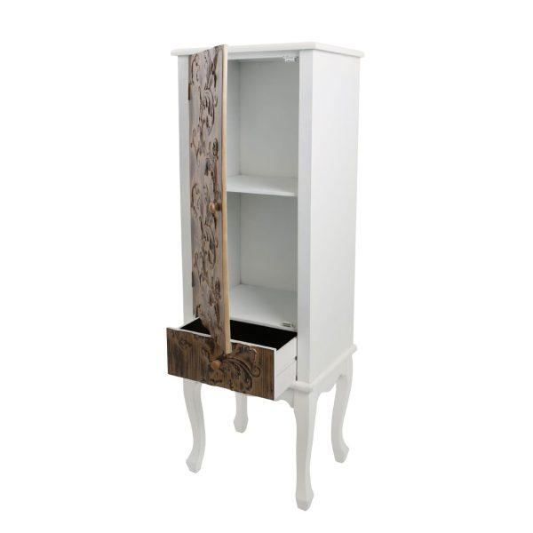 Baku 1 Door 1 Drawer Cabinet