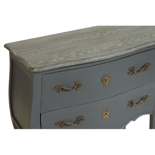 Bourges 4 Drawer Double Chest