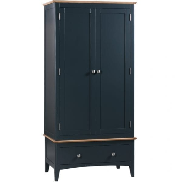 Evelyne Blue Gents Wardrobe