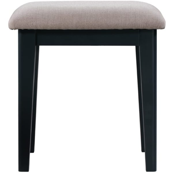 Evelyne Blue Stool