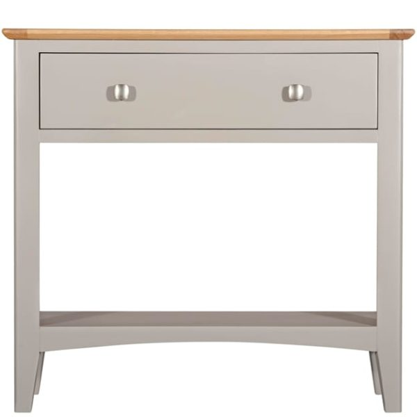 Evelyne Grey Console Table