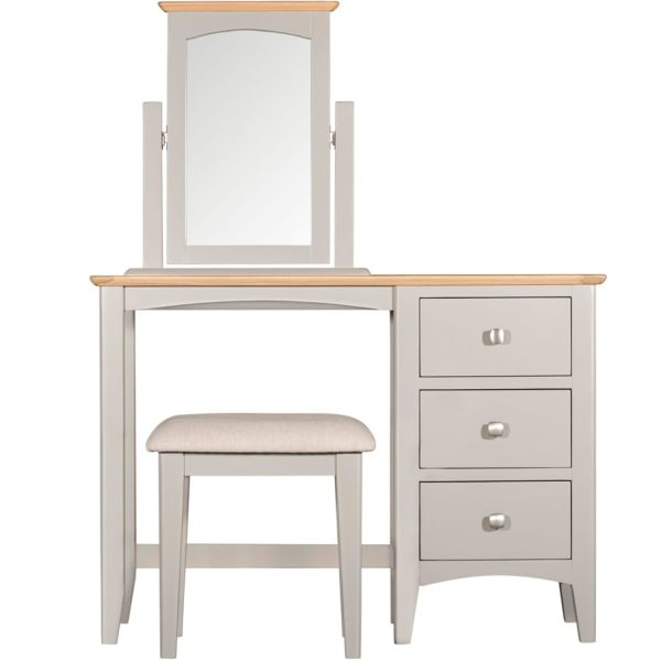 Evelyne Grey Dressing Table
