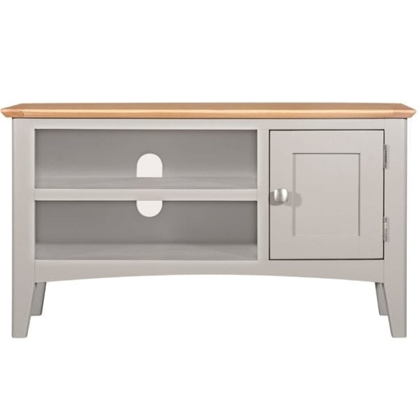 Evelyne Grey Small TV Unit